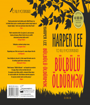 Bülbülü Öldürmək - Harper Lee