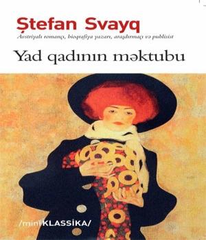 Yad Qadının Məktubu - Stefan Zweig