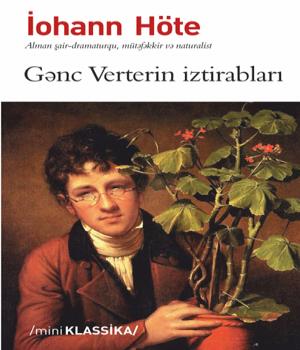 Gənc Verterin İztirabları - Johann Wolfgang von Goethe
