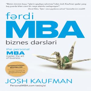 Fərdi MBA - Josh Kaufman