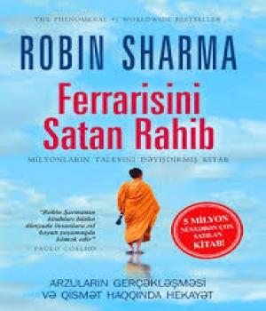 Ferrarisini satan rahib - Robin Sharma