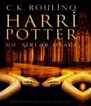 Harri Potter və Sirlər otağı - J.K.Rowling