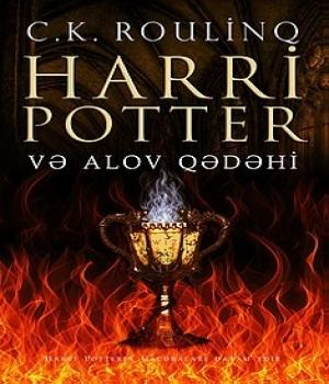 Harri Potter və Alov qədəhi - J.K.Rowling