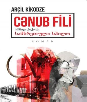 Cənub fili - Arçil Kikodze