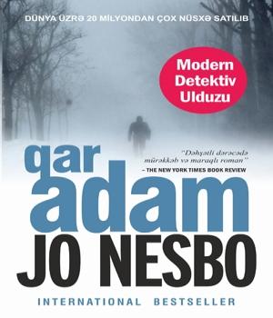 Qar adam - Jo Nesbo