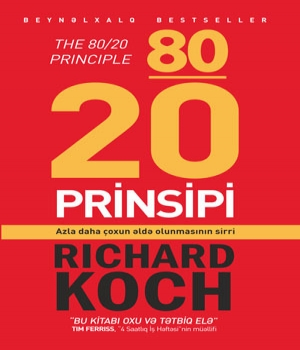 80/20 prinsipi - Richard Koch