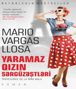 Yaramaz Qızın Sərgüzəştləri - Mario Vargas Llosa