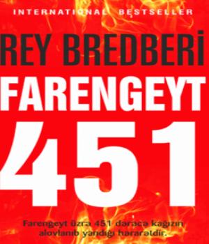 Farenheit 451 – Rey Bredberi