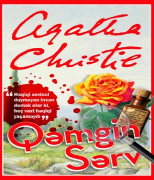 Qəmgin Sərv – Agatha Christie