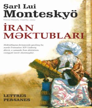 İran Məktubları – Charles-Louis de Montesquieu
